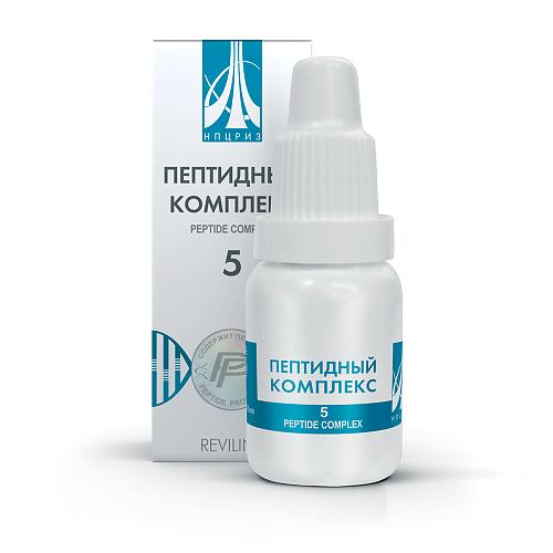 Пептидный комплекс ПК-05 для костной ткани