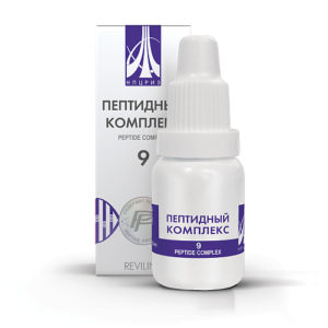 Пептидный комплекс ПК-09 для мужской половой системы
