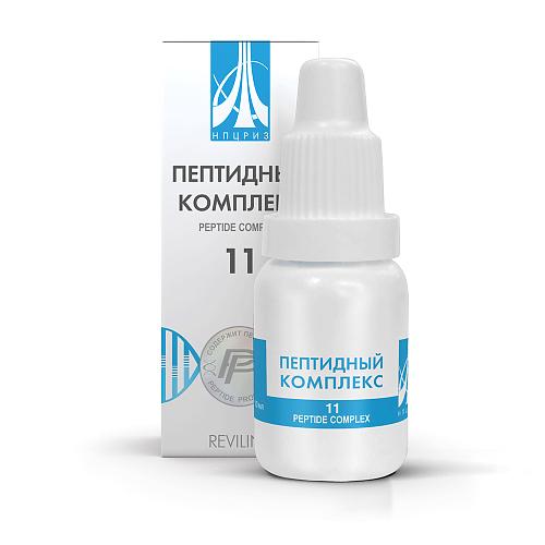 Пептидный комплекс ПК-11 для мочевыделительной системы