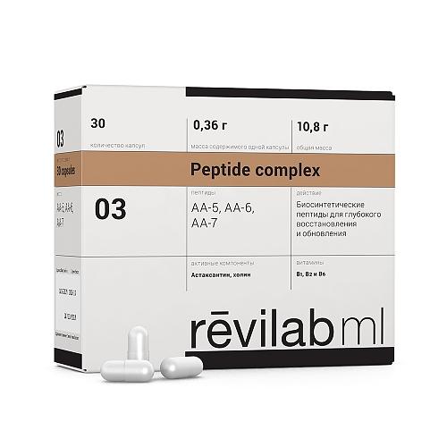 Revilab ML 03 — для нервной ситсемы и глаз