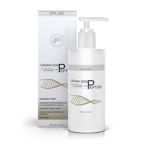 Крем-мыло с пептидами