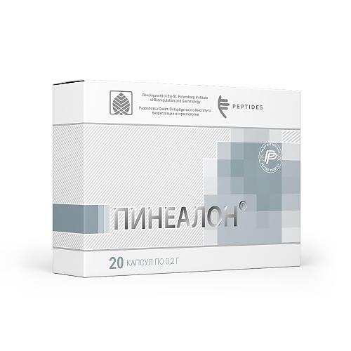 Пинеалон N20 - мозг